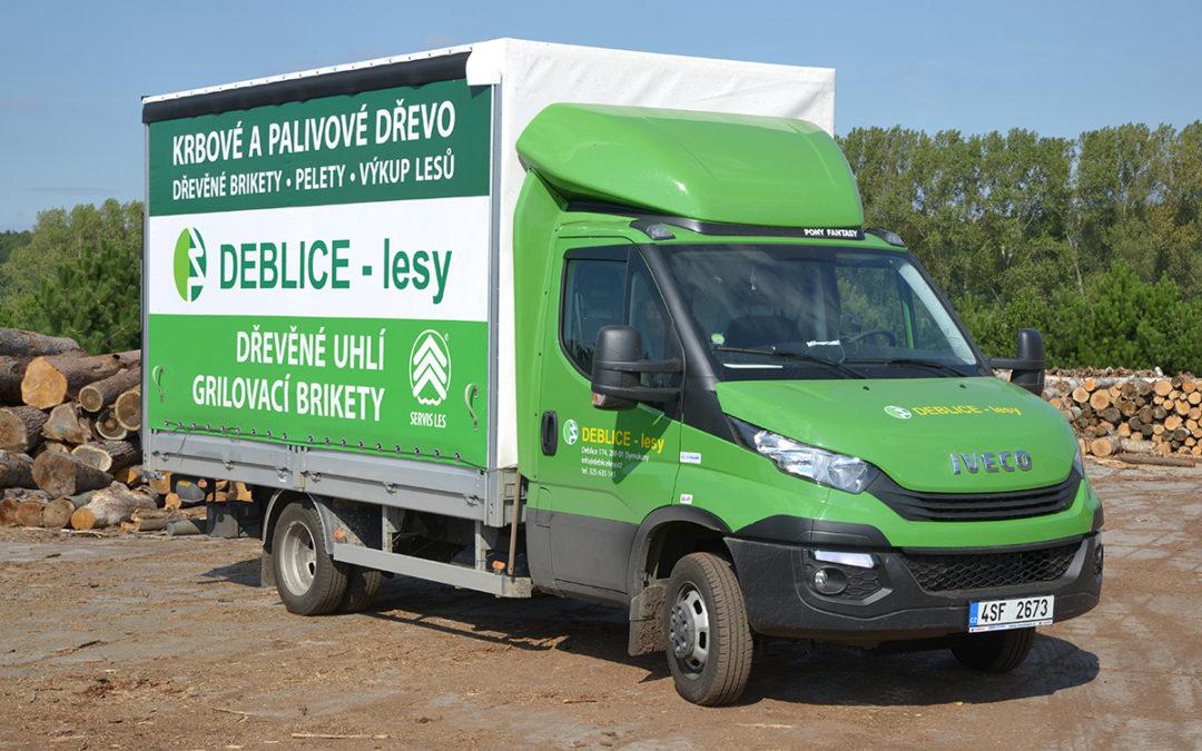 Posílení vozového parku – IVECO shydraulickým čelem